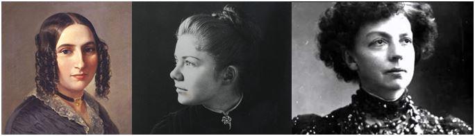 three women composers