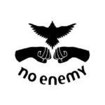 Logo that says No Enemy
